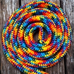 Rainbow Equestrian Ropes